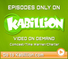 Watch CYBOARS on Kabillion.com